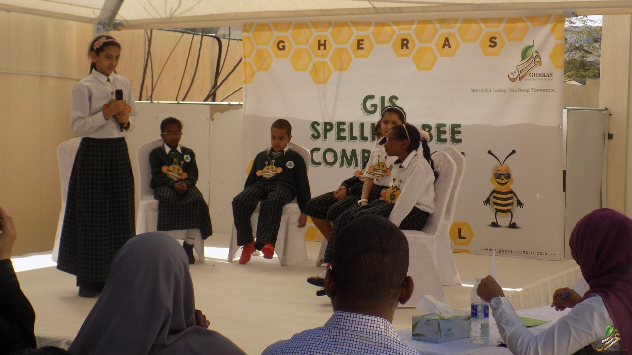 Spelling Bee Competition (March 2017)
