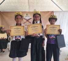 Quran Competition (April 2018)
